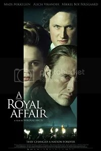 a royal affair locandina