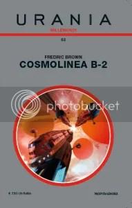 cosmolinea B2 fredric brown copertina