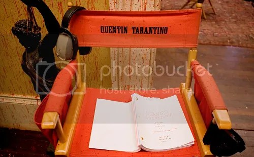Django sedia regista Tarantino