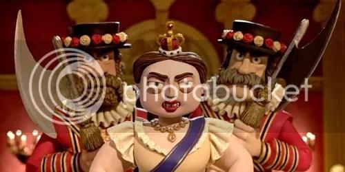 the pirates! regina vittoria