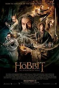 lo hobbit la desolazione di smaug locandina