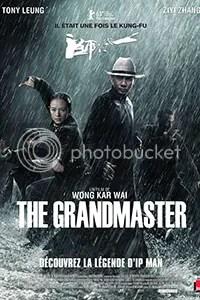 the grandmaster locandina