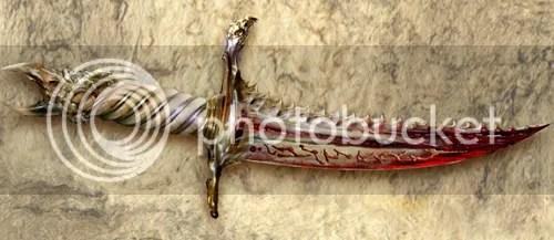 dragon tooth dagger ringil
