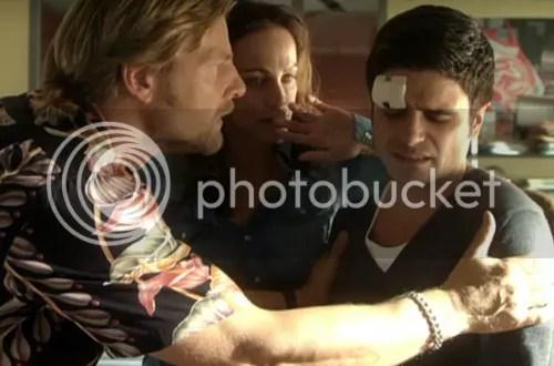 Last Cop Andres Mick e il contatto fisico
