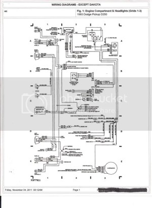 1stGen • View topic  93 wiring diagrams ( ALL OF'EM)