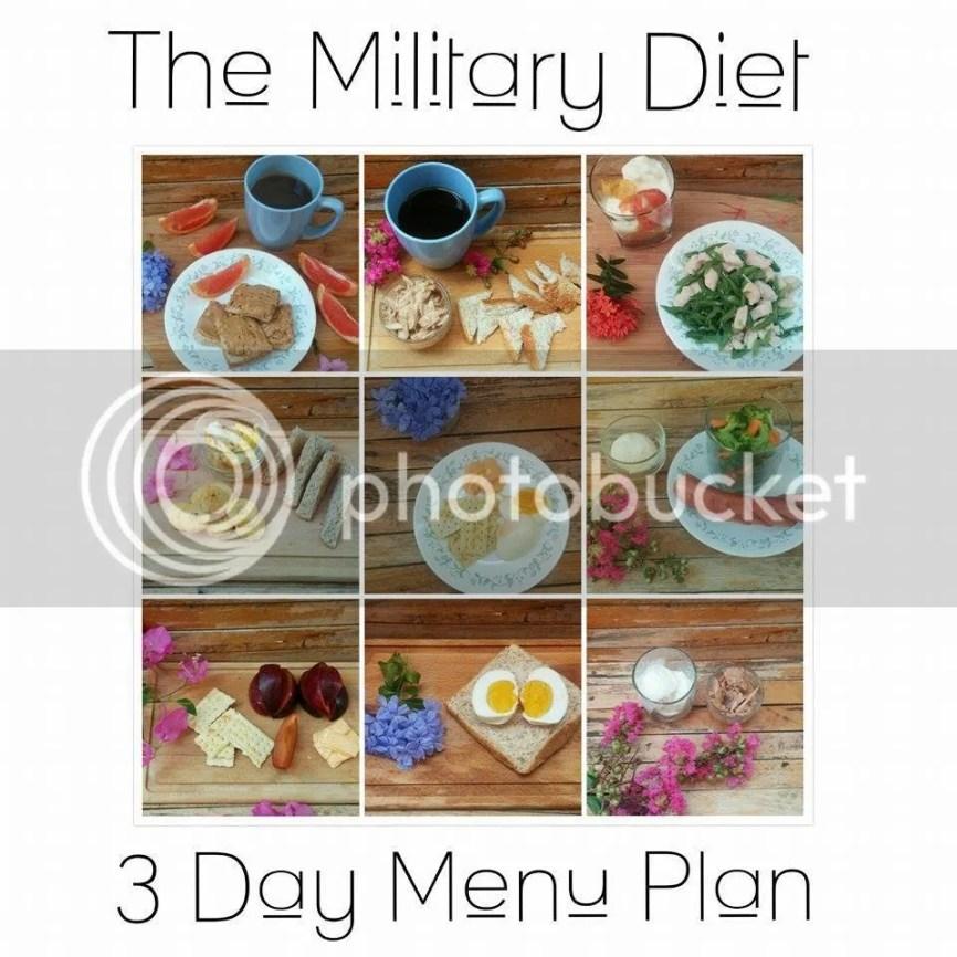 5 day 15 pound military diet