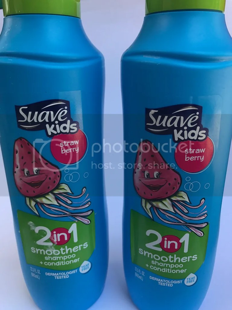 Suave Kids 2 in 1 Shampoo and Conditioner Review