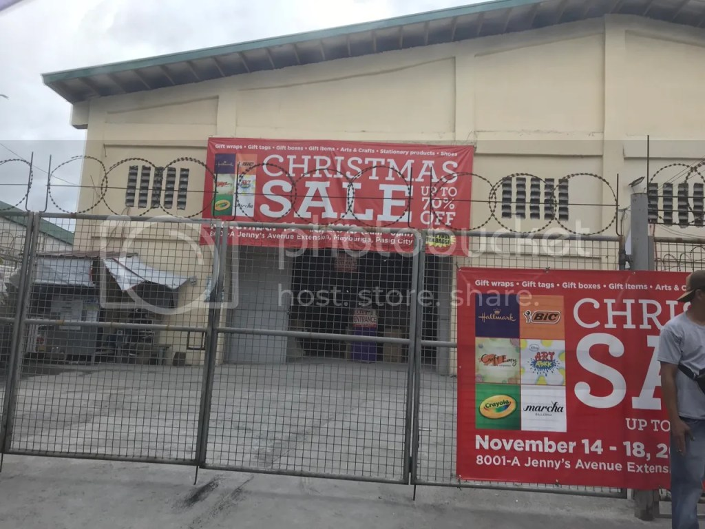 Paano Pumunta Sa Filstar Christmas Sale 2018