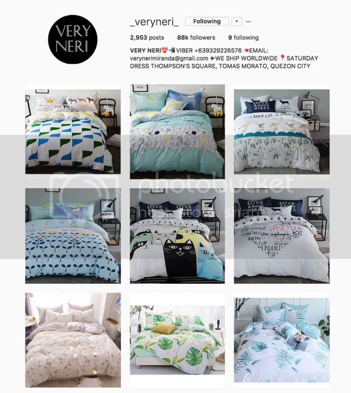 Very Neri Beddings Review