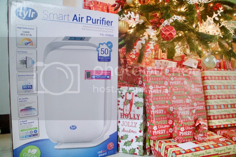 Tyler Smart Air Purifier Review