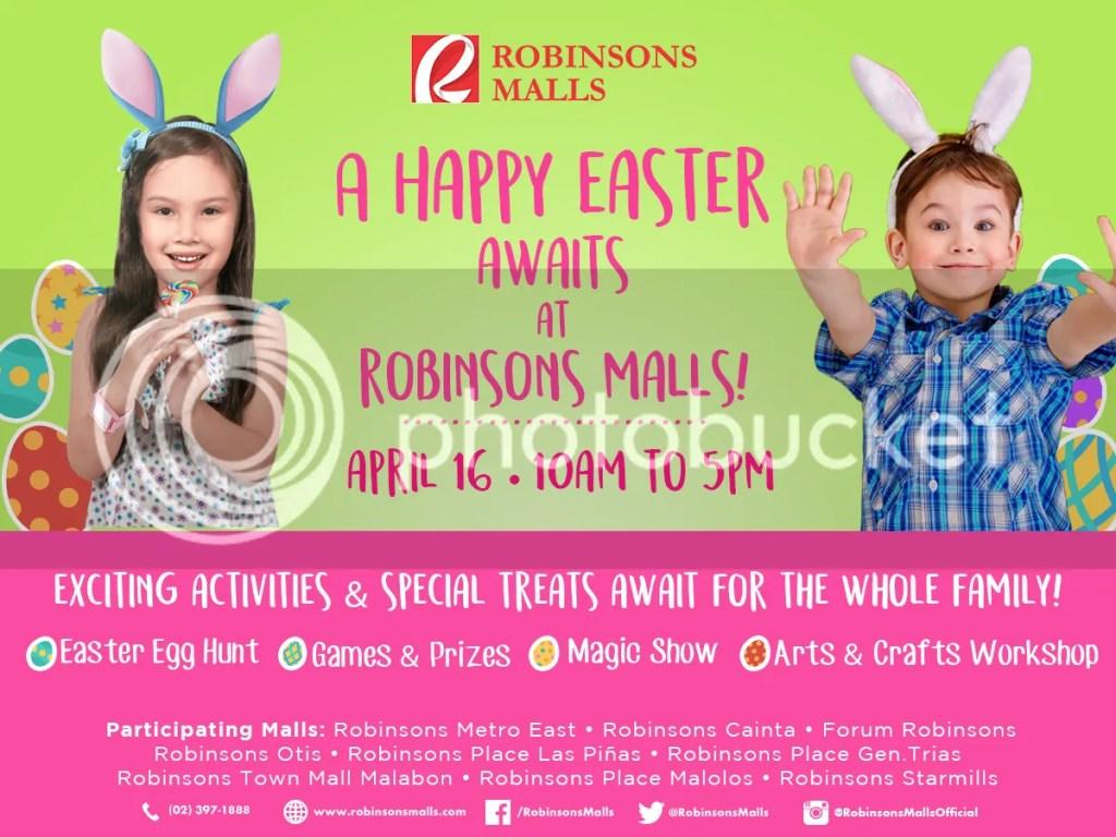Metro Manila FREE Easter Party