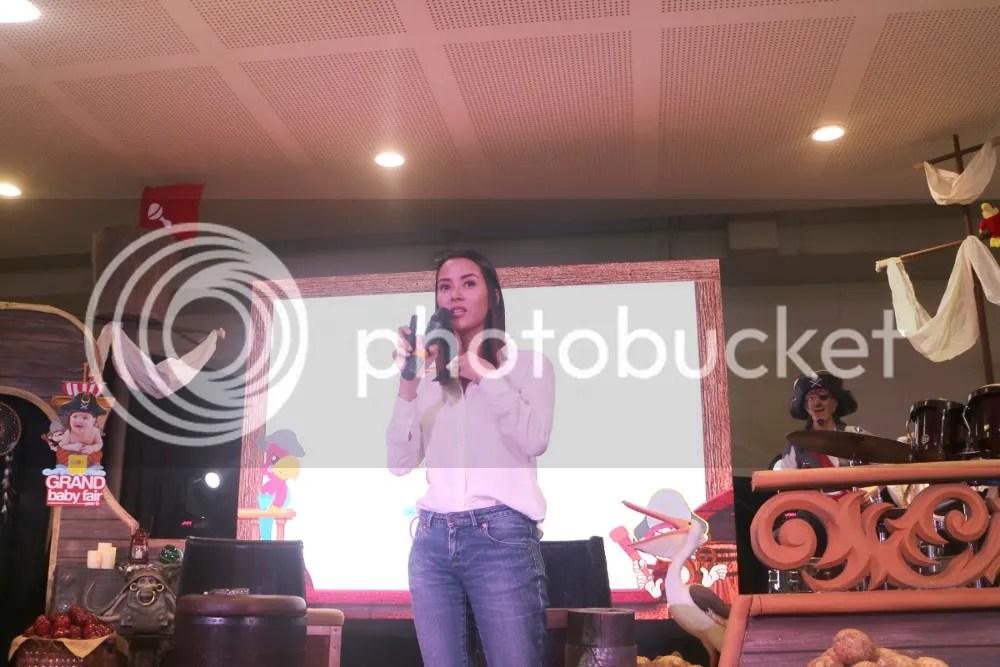 Bianca Gonzalez Intal Baby Company