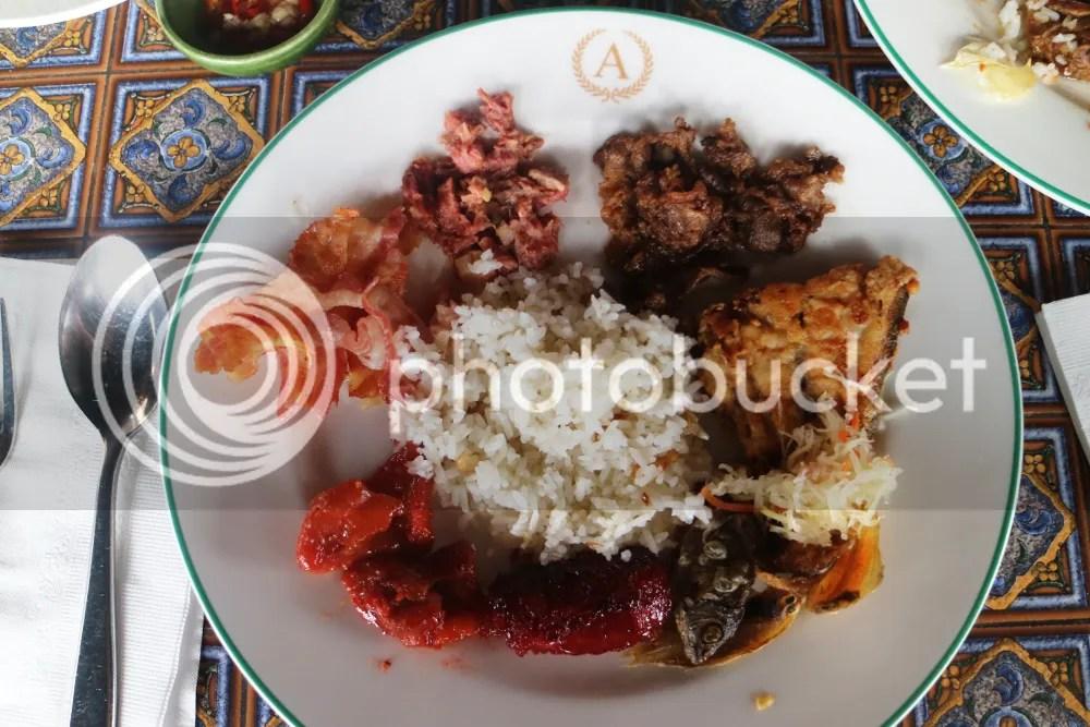 Balay Dako Breakfast Buffet Food