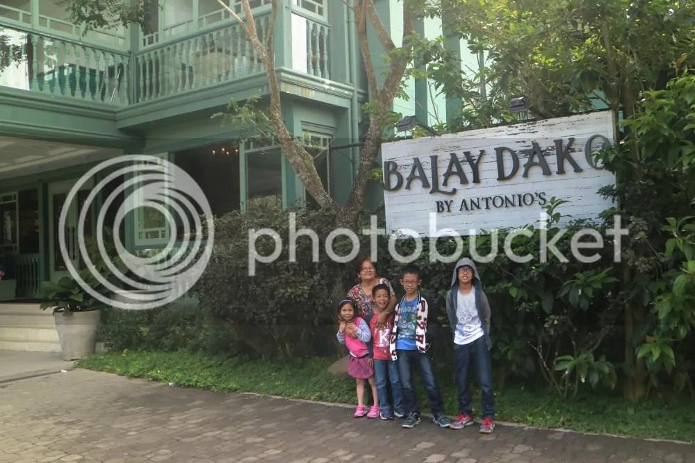 Balay Dako Breakfast BUffet