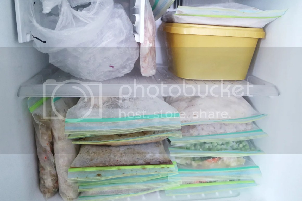 Food Storage Solution During Quarantine