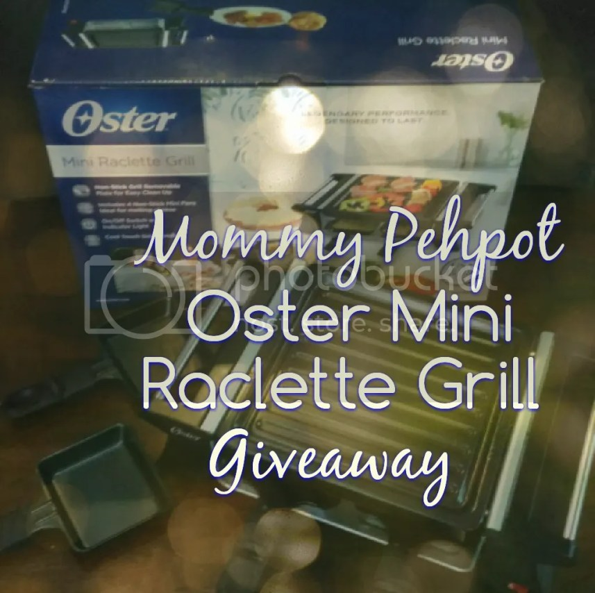 Oster Mini Raclette Grill Review