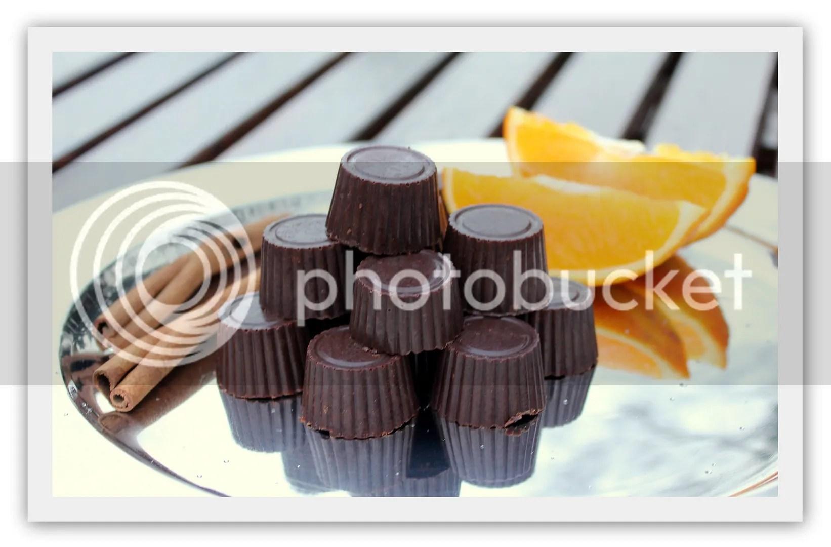 Appelsin-og-kanelsjokolade fra Mjuuuglys blogg