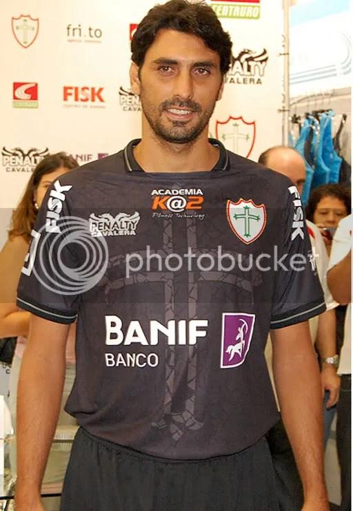 Portuguesa Penalty 2010 Third Kit   Camisa – FOOTBALL FASHION.ORG abe407ee5a948