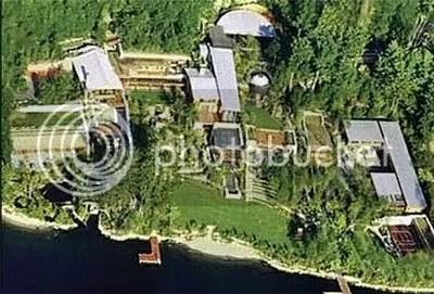bill gates house Mengintip Rumah Kekayaan Bill Gates