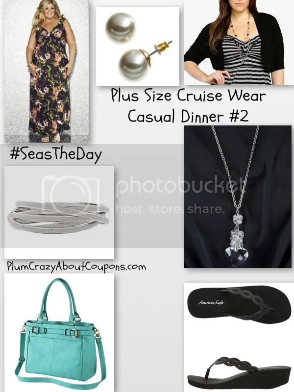 First Cruise What To Wear Plus Size Women Plum Crazy