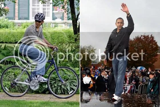 Obama mom jeans