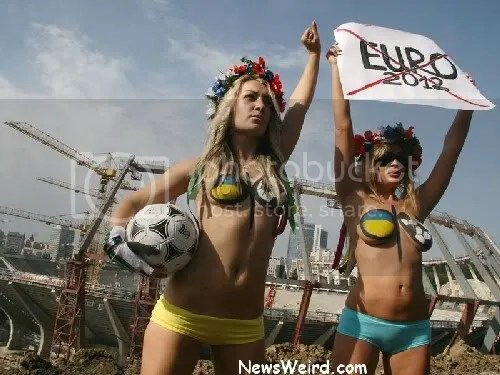 femen soccer tournament