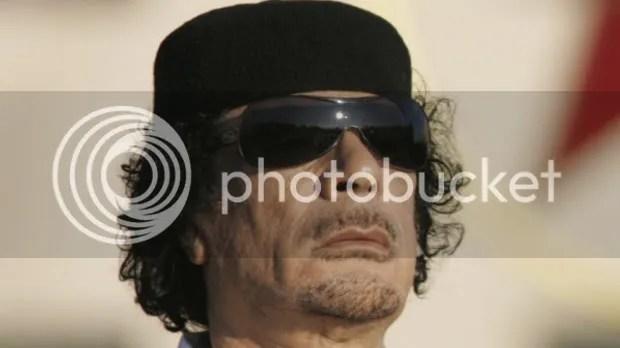 gadhafi sunglasses
