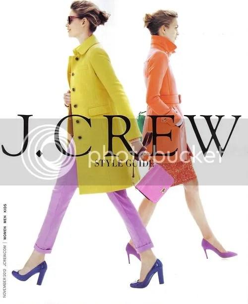 J Crew November 2012