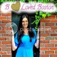 B ~ Loved Boston
