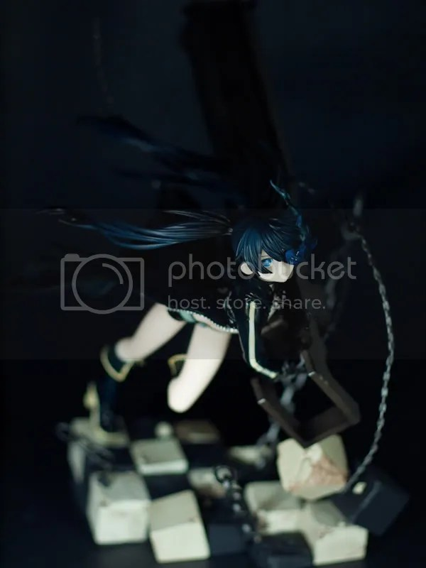 Black Rock Shooter Main