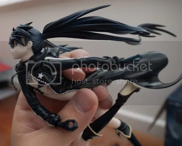 Taking Black Rock Shooter out of the box