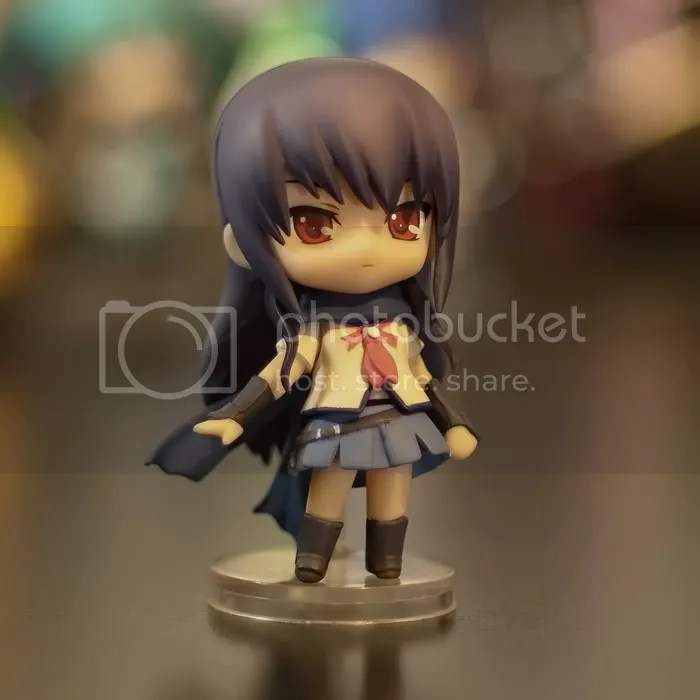 Nendoroid petit Shiina