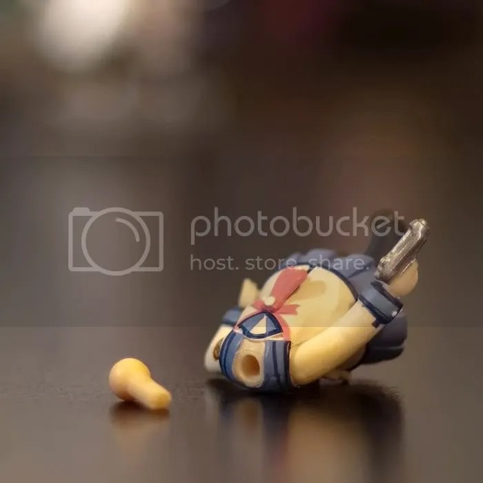 Broken neck Nendoroid petit Yuri