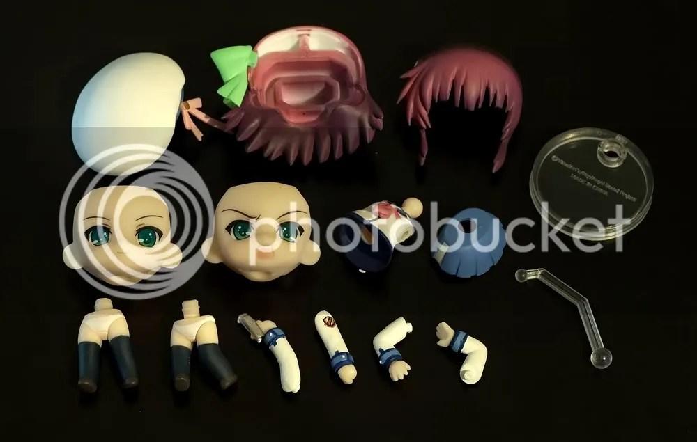 Nendoroid petit Yuri accessories