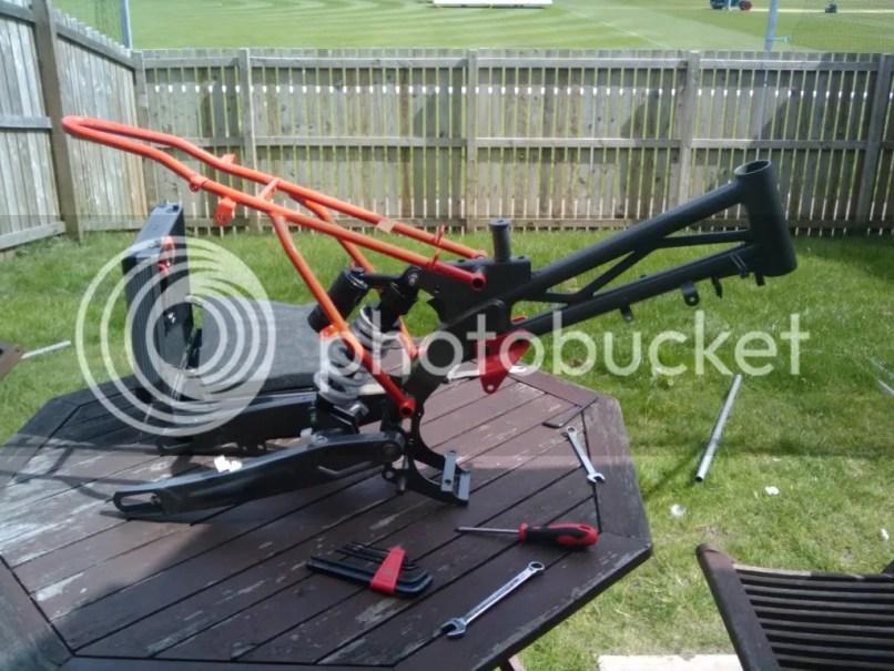 pitbike frames | Framess.co