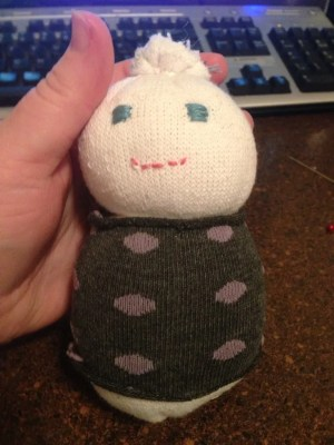 Sock Baby Tutorial