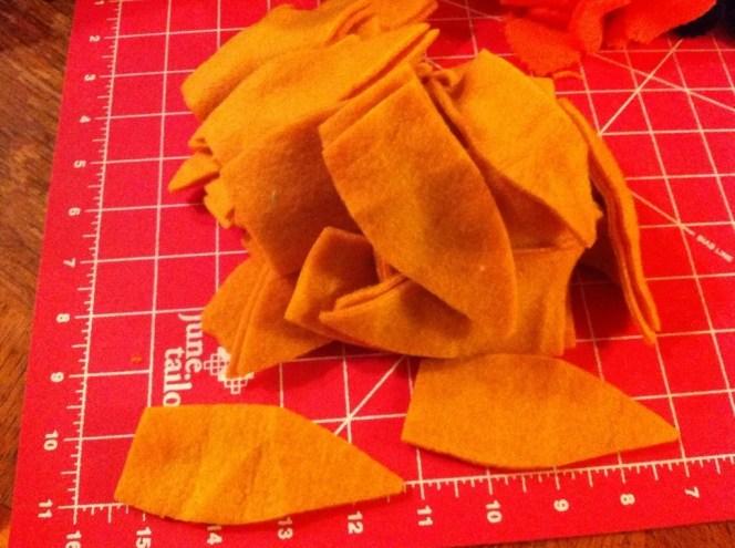 Sunflower Pillow Tutorial