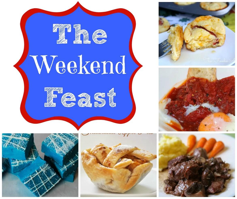 The Weekend Feast #2 | The TipToe Fairy