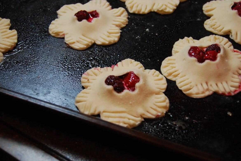 Triple Berry Pie Crusts | The TipToe Fairy