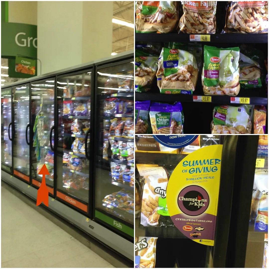 #ad Chicken Fajitas & Homemade Refried Beans | The TipToe Fairy #SummerofGiving #shop #fajitarecipes