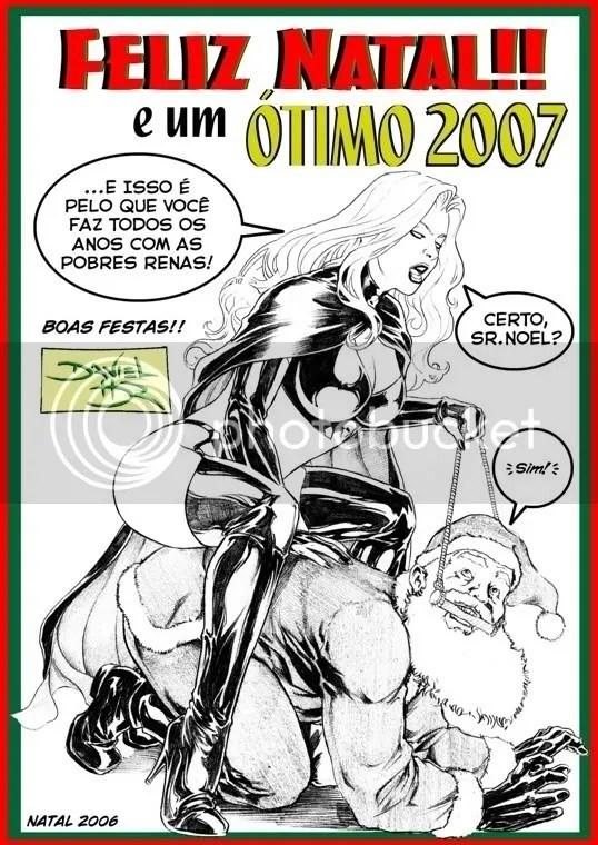 FELIZ NATAL e até 2007 ! - Daniel HDR