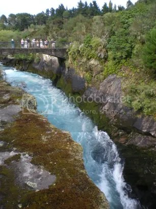 NZ Road Trip - Day 5: Taupo – Huka Falls – Taupo – Vinegar Hill