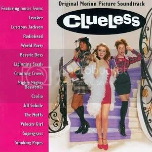 Cover Clueless Soundtrack, 1995