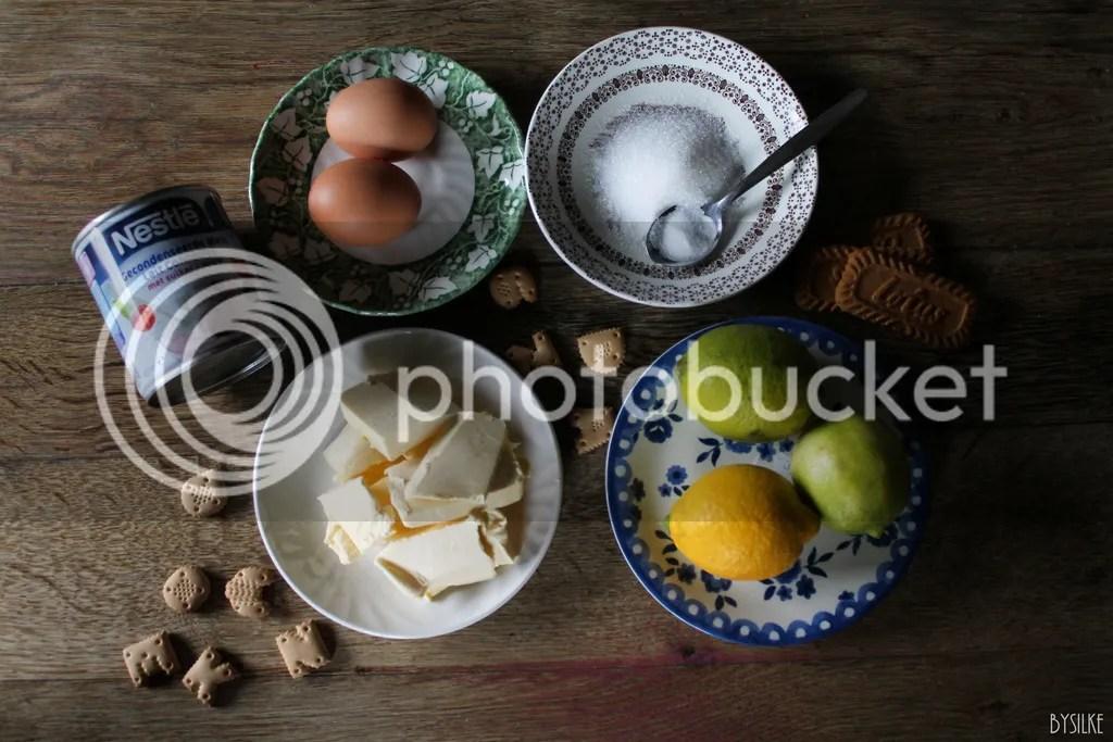 Krokante citroentaart BySilke