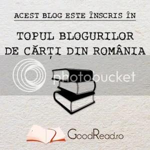 Topul Blogurilor de Cărți din România - O Campanie GoodRead.ro
