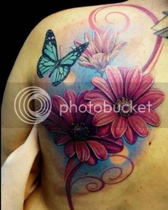 Best daisy tattoos designs Ideas