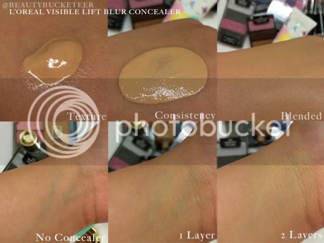L'Oreal Visible Lift Blur Concealer in Medium