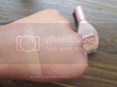 Maybelline Dream Wonder Fluid-Touch Foundation NC30 40 Nude