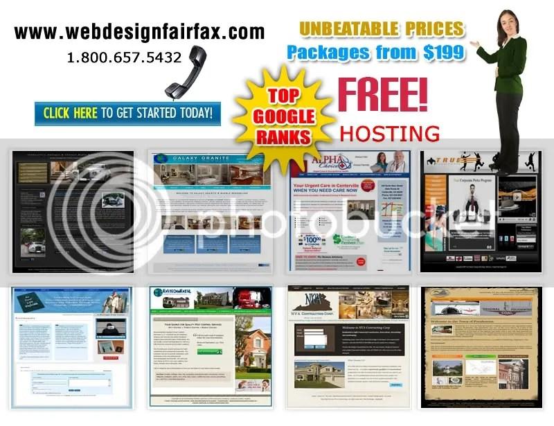 investment advisor website design