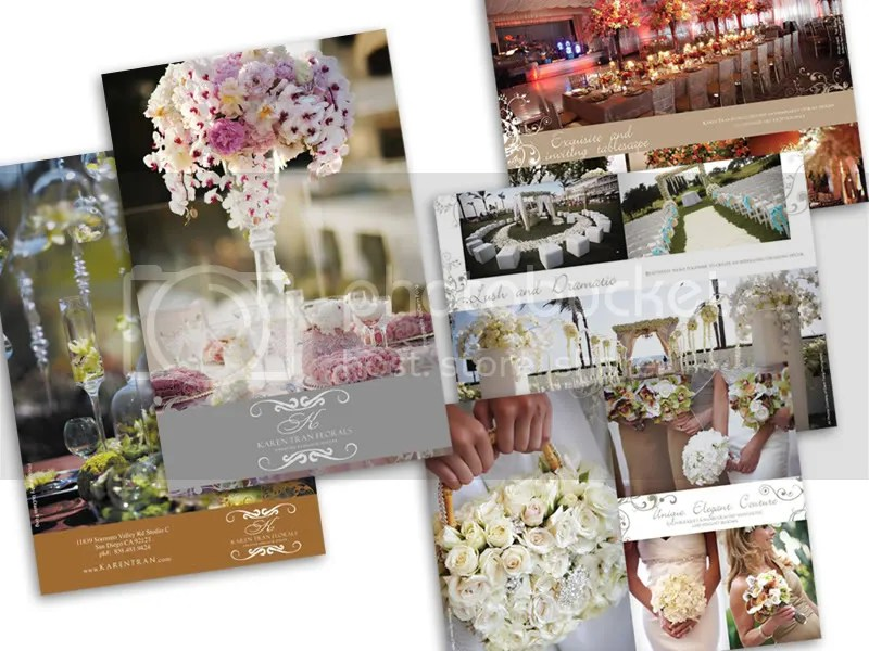 Karen Tran Wedding Brochure | Play and play and never be lame!